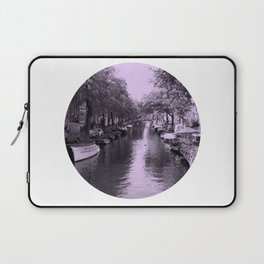 Amsterdam Canal #2 Laptop Sleeve
