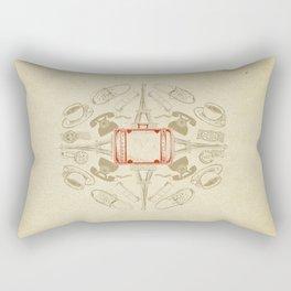 The Suitcase Rectangular Pillow