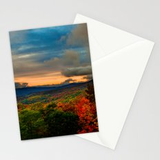 Living on it Stationery Cards