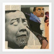 Dada Art Print