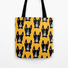 Boston Terriers Tote Bag