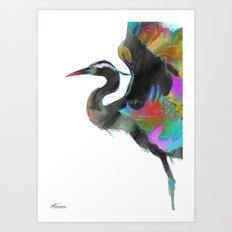 Vyakta Art Print
