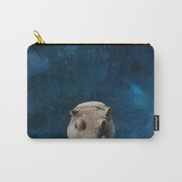 Hippo on the Tropic of Capricorn  Carry-All Pouch