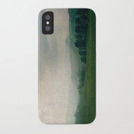 Toscana Vintage III iPhone Case
