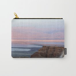 Masada Sunset Carry-All Pouch