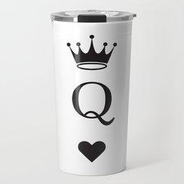 Queen Illu Travel Mug