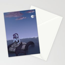 Beautiful Moon! Stationery Cards