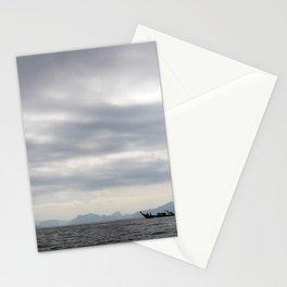Boats of Phang-nga National Park Stationery Cards