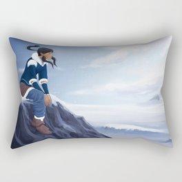 Korra's Homeland Rectangular Pillow