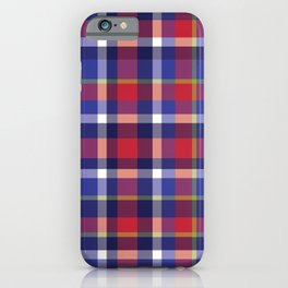 Preppy Plaid iPhone Case