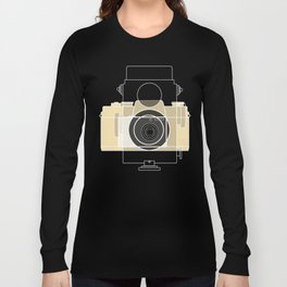 Camera History - yellow Long Sleeve T-shirt