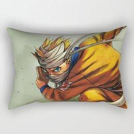 uzumaki naruto Rectangular Pillow