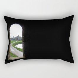 Cardiff Castle Rectangular Pillow