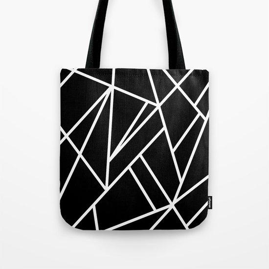 Classic Black White Geo #1 #geometric #decor #art #society6 by anitabellajantz