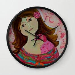 Clara Mia Wall Clock