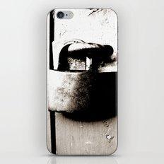 unlock me iPhone & iPod Skin