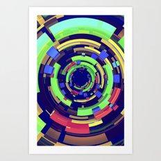 Wistful #1 Art Print