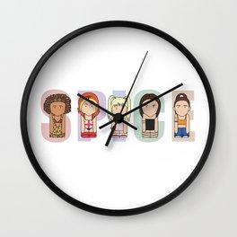 Spice Girls Wall Clock