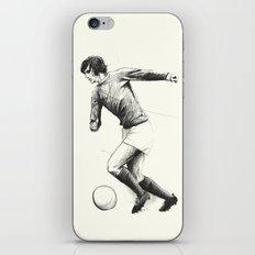 Football/Soccer - George Best iPhone & iPod Skin