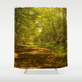Woodland Views. Shower Curtain