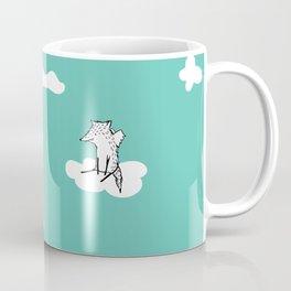 Flying Fox by Amanda Jones Coffee Mug