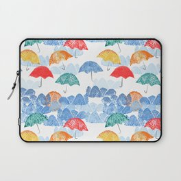 Umbrella Spring Laptop Sleeve