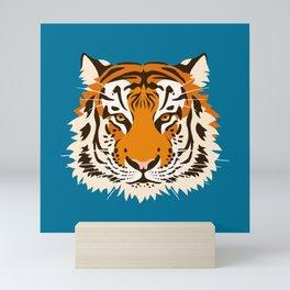 Panthera tigris tigris Mini Art Print