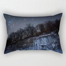 Dark Stars Rectangular Pillow