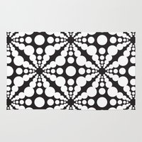 dot Area & Throw Rugs featuring DOT by Vadeco