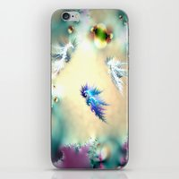 nursery iPhone & iPod Skins featuring Seahorse Nursery by Shalisa Photography