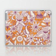 sarilmak tangerine damson Laptop & iPad Skin