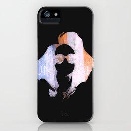 Mr. Gray iPhone Case