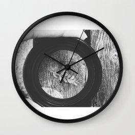 len Wall Clock