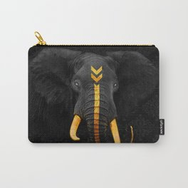 Elephant King Carry-All Pouch
