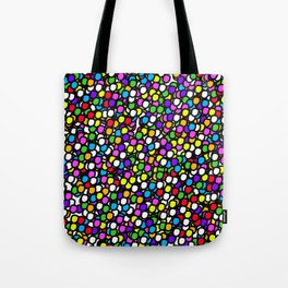 Bubble GUM Colorful Balls Tote Bag