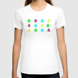 Make your own rules. Non conformist. Free spirit. Going against the grain. Damn the man. T-shirt
