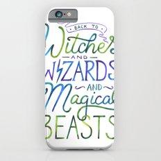 AVPM - Back To Hogwarts iPhone 6s Slim Case