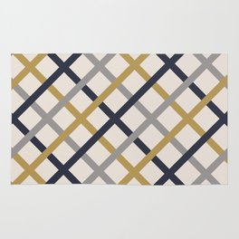 Double Tracery Rug