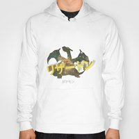 charizard Hoodies featuring Charizard by Thomas Official