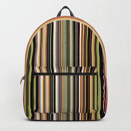 Old Skool Stripes - The Dark Side Backpack