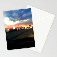 710 Lights Stationery Cards
