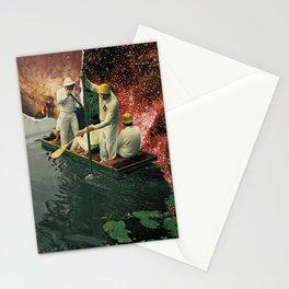 Lakes on Mercury Stationery Cards