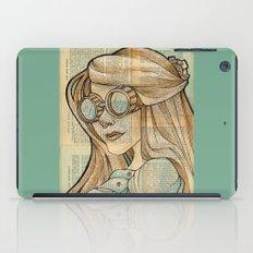Iron Woman 1 iPad Case