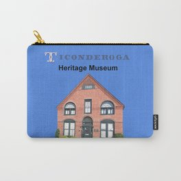 1888 Building, Ticonderoga Carry-All Pouch