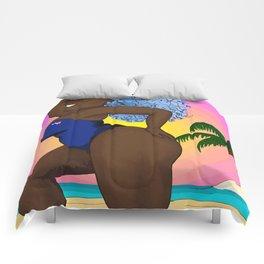 Chomba Rica - Blackylicious Comforters