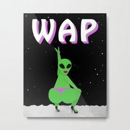 WAP  Metal Print
