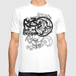 RISE - Full Tag Logo T-shirt