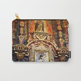 San Xavier 1 Carry-All Pouch