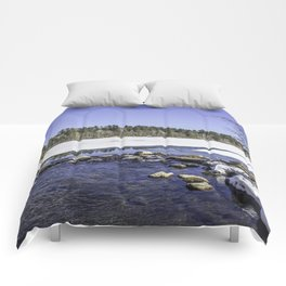 Pure Mississippi Comforters