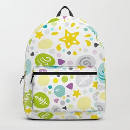 HOLIDAY PATTERN Backpack